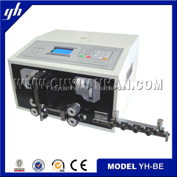 Hot selling cheap core wire Stripping Cutting twisting machine