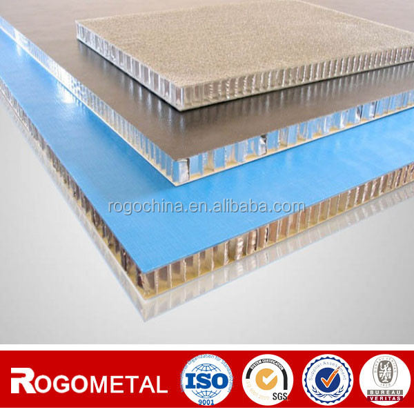 Aluminum foil thickness 0.04-1.2mm 20/25mm cell size aluminum honeycomb core building mateials with A3003/A5052