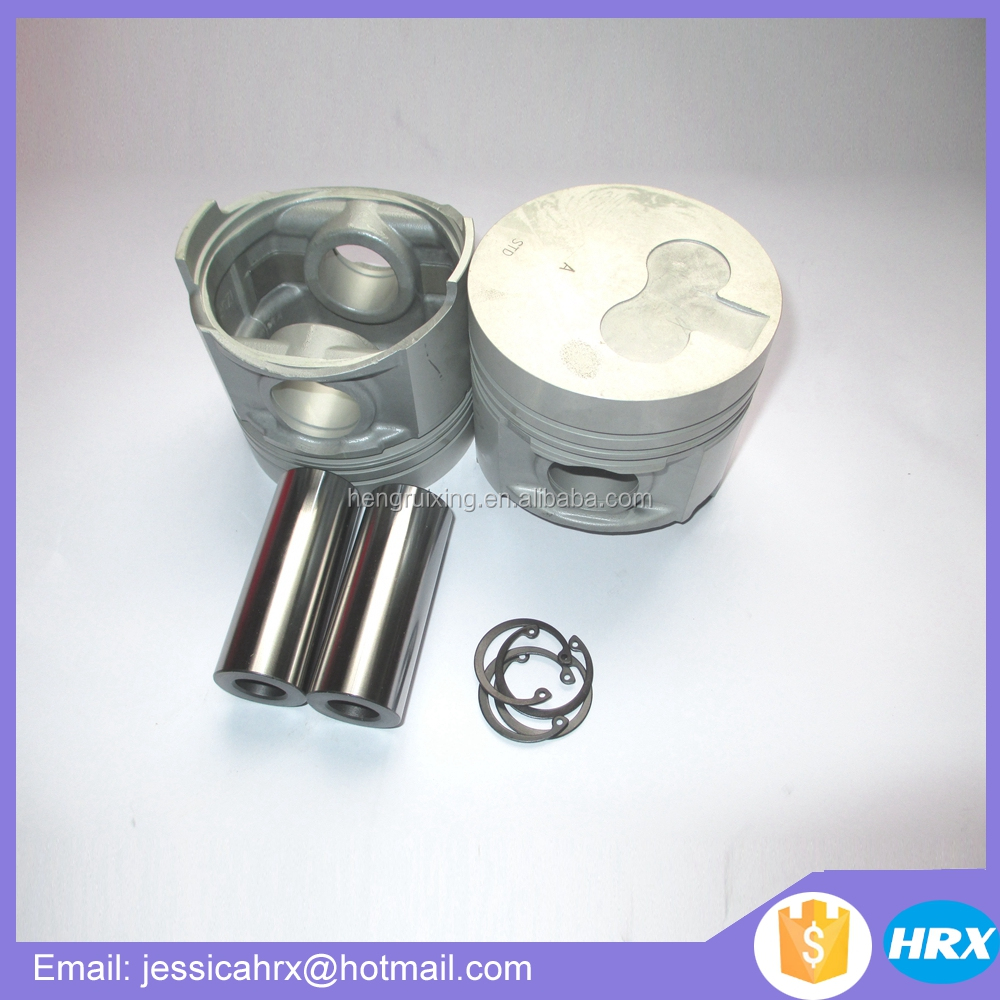 <strong>liner</strong> kit forklift engine parts for <strong>Nissan</strong> TD25 Piston & Pin & Snap Ring 12010-44G12