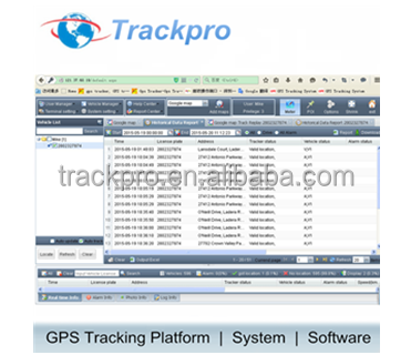 gps Tracking Software/gps tracking platform support Suntech ST