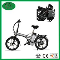 36V 15.6A Samsung Battery Electric Bicycle