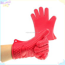 heat resistant silicone oven mitt safe wholesale silicone oven mitt Silicone Oven Mitt,Pot Holder for Cooking, Baking