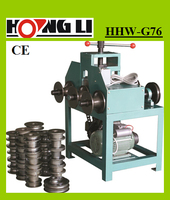HHW-G76 4 inch tube/pipe roller machine