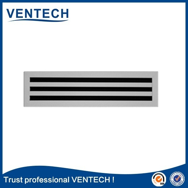 air conditioning linear grilles diffusers,hvac linear slot diffuser