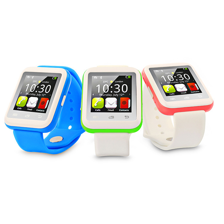 Factory wholesale promotional gift U9 Smart Watch for Smart Phone Smartwatch U9