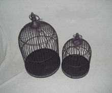 Metal Cheap Decorative Bird Cages for Garden home decorations