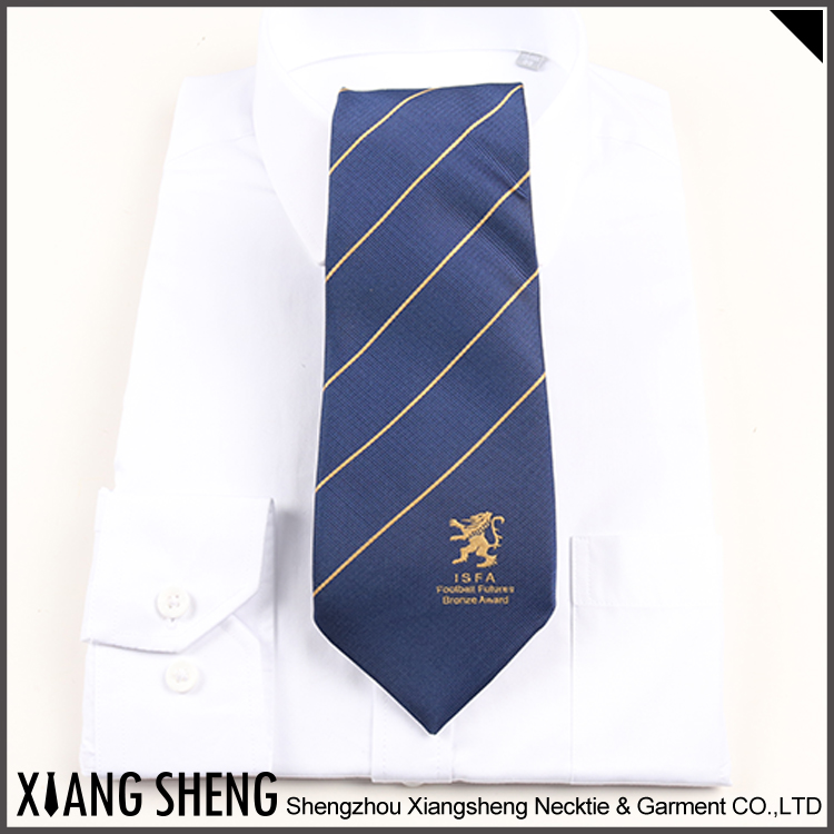 Good Reputation Navy Blue Tie