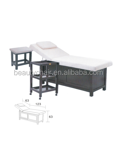 Professional Comfortable Beauty Salon Bed Massage Facial For Hot Sale