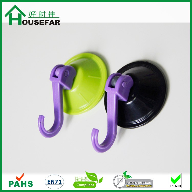 plastic vacuum suction hook