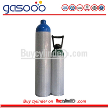 Seamless Aluminum High Purity Gas cylinder