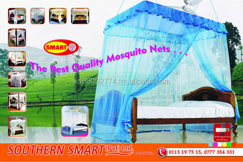 Smart Size Mosquito nets( with stainless steel stand frame)