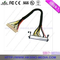 Netbook Display Monitor Qualified LVDS Cable