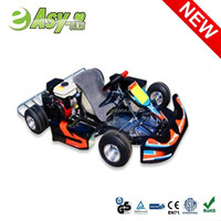 2015 hot 4 wheel 90cc cheap racing go kart for sale with safety bumper pass CE certificate