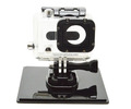 GP76 camera accessory display stand for sport camera , with 1x Buckle Basic Mount & 1x Screw