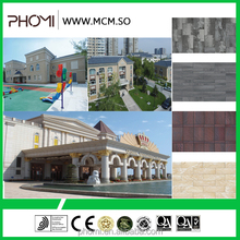 cheap and high quality breathability durability modified clay wall stone wall cladding mushroom slate