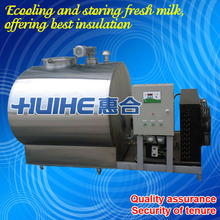 Direct Milk Cooling Tank with Refrigerating Unit