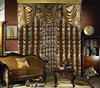 European style embroidered window curtains/matching bedding and curtains