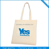 custom printing shopping use customized canvas tote bag