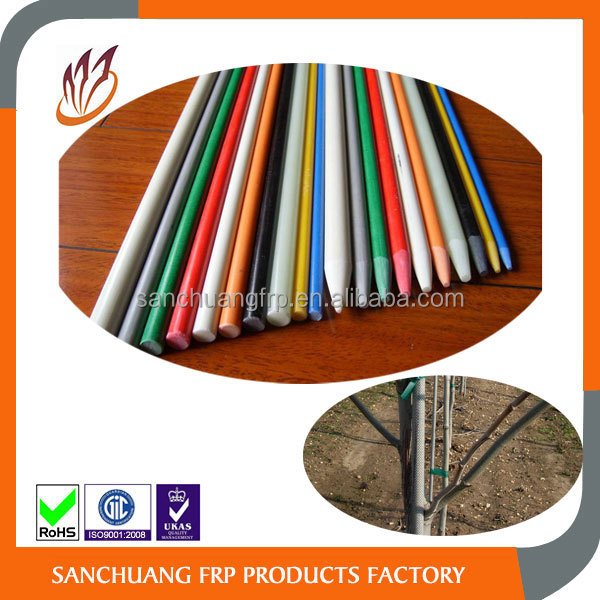 Fiberglass Stake with Pencil Point