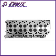 For nissan zd30 parts, cylinder head, complete cylinder head