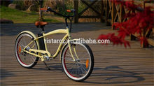 Directly from Factory 36V China lithium e bicycle for beach rider