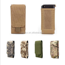 Universal Army Camo Portable Bag phone Waist Pouch / Mobile Phone Bag / outdoor phone bag