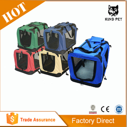 high quality eco-friendly stocked colorful China cheap dog cage