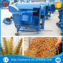 farm rice wheat thresher mini thresher paddy threshing machine
