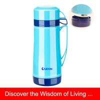 1.8L Plastic Water Pitcher/Bottle With Glass Liner