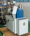 10L capacity disc type horizontal grinder mill