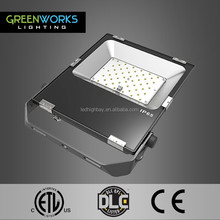 Alloy aluminum housing IP65 outdoor 220 volt led flood light with 5 years warranty