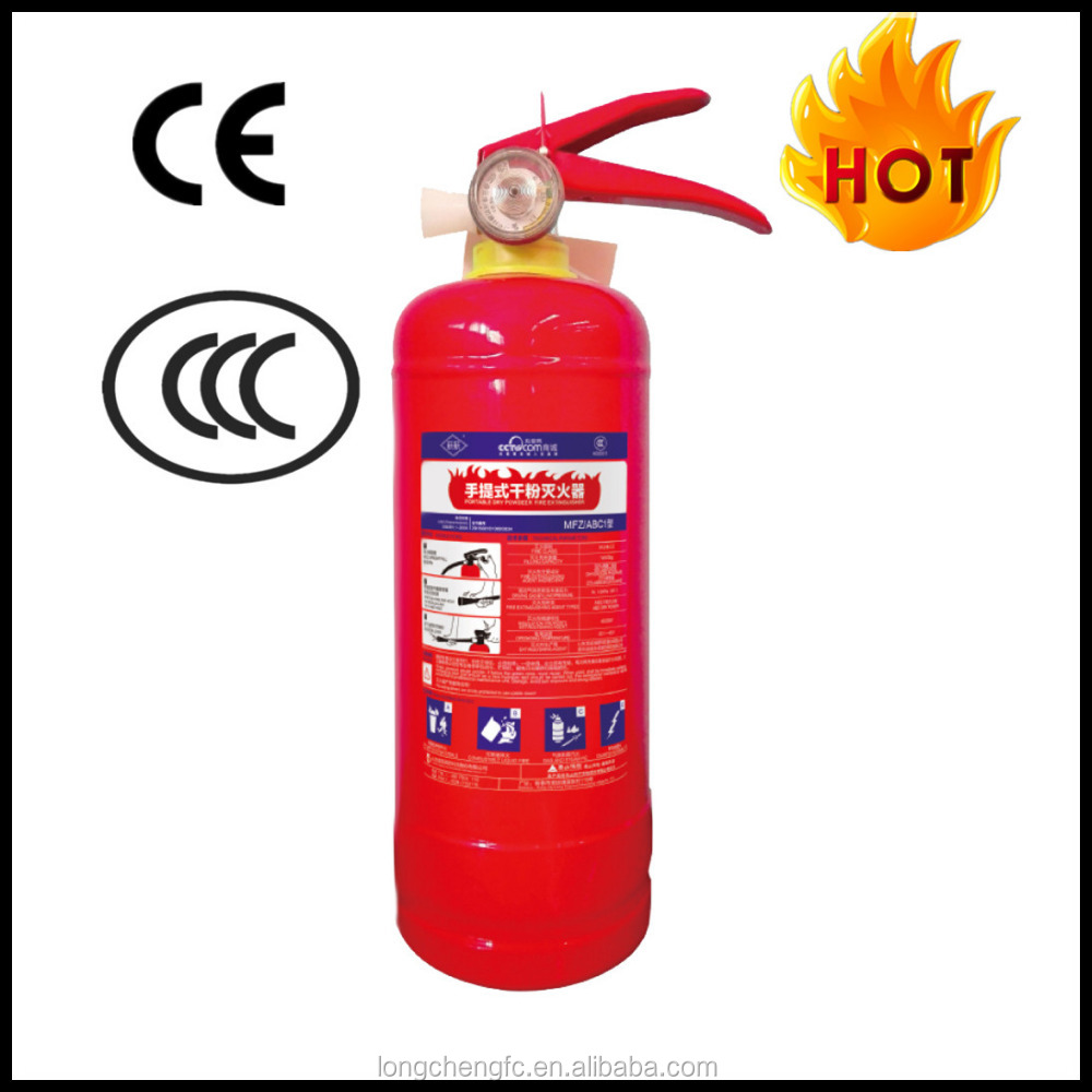 6 KG ABC & Dry Powder Fire Extinguishers with cylinder & tank