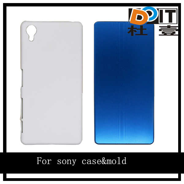 3d matte and glossy cover for sony xa1 ultra,for sony xperia xa1 sublimation case