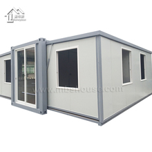 Easy assembly Prefabricated modular movable expanding container house for Site Building&Dormitory and Office Buildings