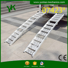 Tri folding aluminum ramp, aluminum wheelchair ramp