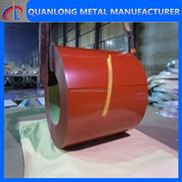 prepainted galvanized iron steel in coils