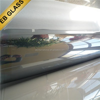 china smart tint,PDLC smart glass film, pdlc electrochromic toning film black in roll EB GLASS BRAND