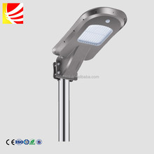 OEM home and garden motion sensor light glass lamp shade solar lamp for garden lighting