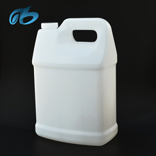 2018 New best selling 4L 5L 2L 1L HDPE Plastice cheap clear jerry can water jerrican