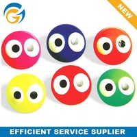 Funny Eyes Jumping Bouncy Balls Super Bouncy Ball High Jump Toys for Children
