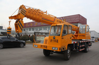 Excellent performance cheap price 16 Ton Truck Crane Mounted on Truck Chassis made in china