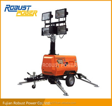 High Pole Handy Emergency LED Lighting Tower