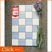 Bathroom Use Ceramic Wall Art Pattern Tile on Sale
