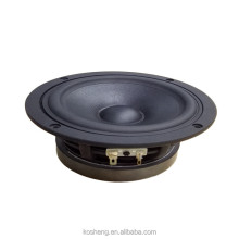 "5.25"" woofer 4ohms 88dB used in Hi Fi home theater at best cost"
