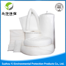 Good Quality Meltblown White Oil Absorbent Roll For Spill Control