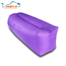 2016 New High Quality Portable Inflatable Air Sleeping Bag /Sofa