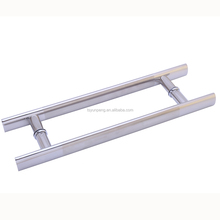 High quality sliding stainless steel shower glass door handle