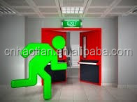 CE Led emergency light with Exit Sign HT-B219 for stair