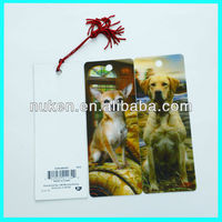 3d hologram dolphin animal 3d lenticular bookmark