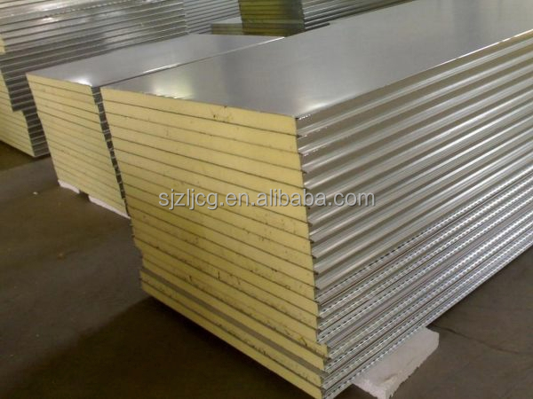 Rock wool sandwich panel, glass cotton sandwich
